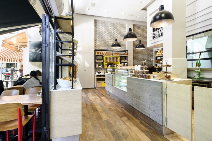 Bakers bakery by Studio 180 Tel Aviv Israel 04 Bakers bakery by Studio 180, Tel Aviv   Israel