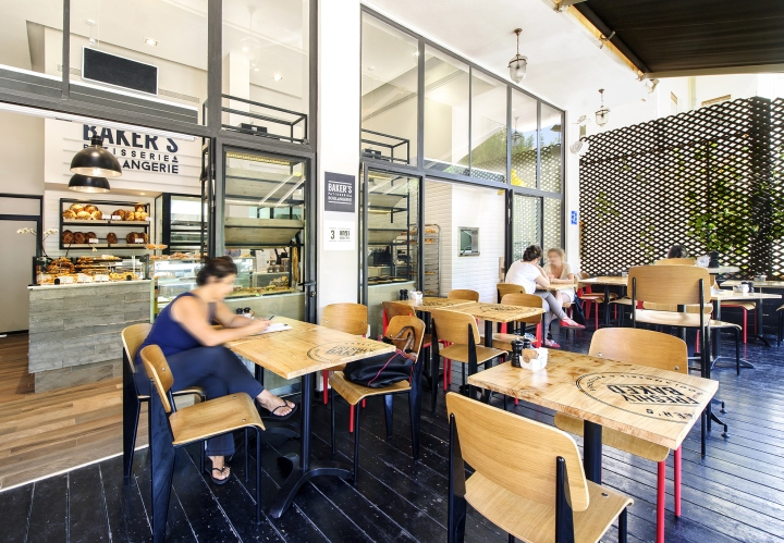 Bakers bakery by Studio 180 Tel Aviv Israel 05 Bakers bakery by Studio 180, Tel Aviv   Israel
