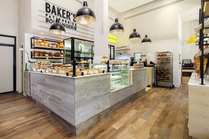 Bakers bakery by Studio 180 Tel Aviv Israel Bakers bakery by Studio 180, Tel Aviv   Israel