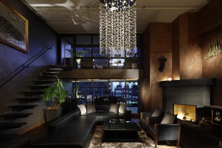 Casa Karakara Lounge By Mattch Nagoya Japan