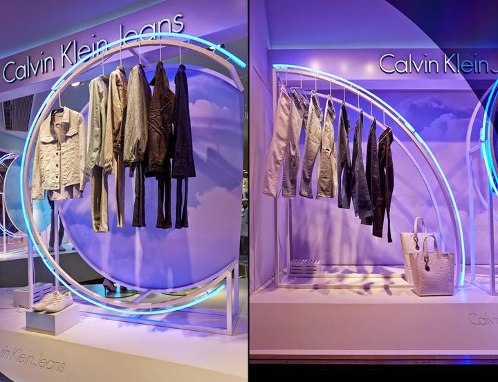 187 Calvin Klein Windows By Studio Xag Milan London