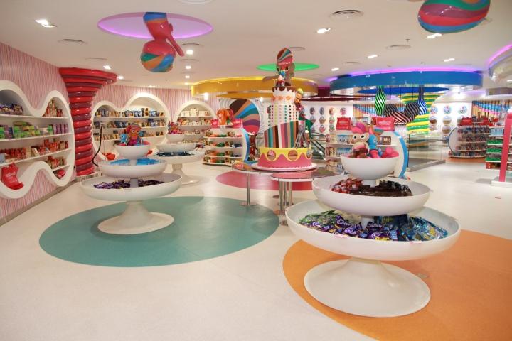 Candylawa Candy Store By Red Design Group Riyadh Saudi