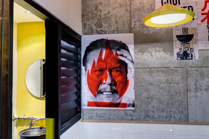 Chop Chop快餐店连锁视觉设计