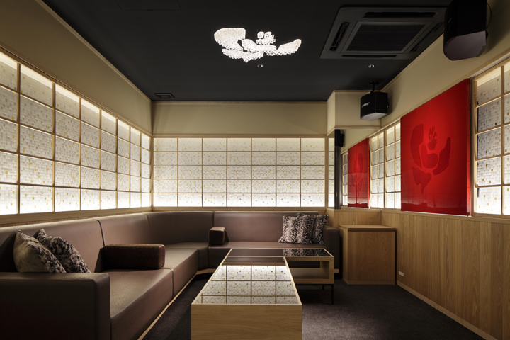 Club Camelia By Torii Masato Design Office Kyoto Japan