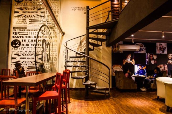 187 Coffee Republic Amp Beard Papa S Amp Yogland By Architects