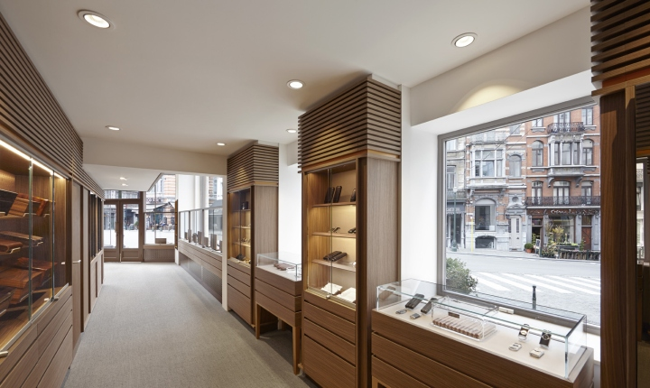 Davidoff Cigars Flagship Store By ARNO Brussels Belgium