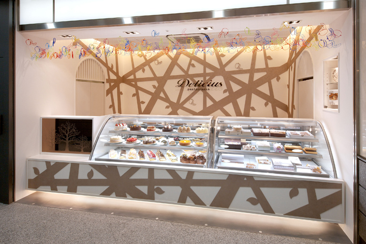 Cake shops designs