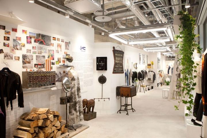 Denham Womans Store At Roppongi Hills Tokyo Japan