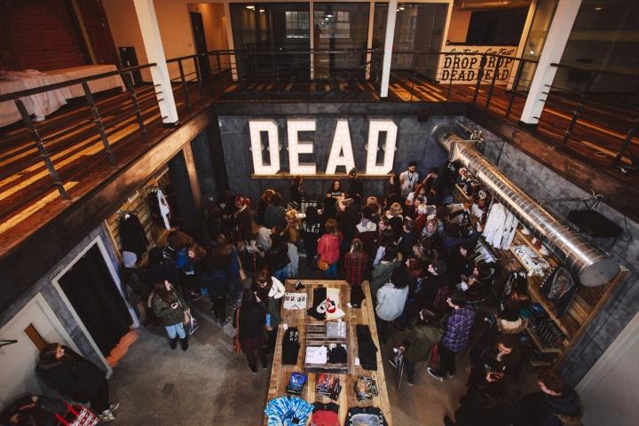 187 Drop Dead Store Sheffield Uk