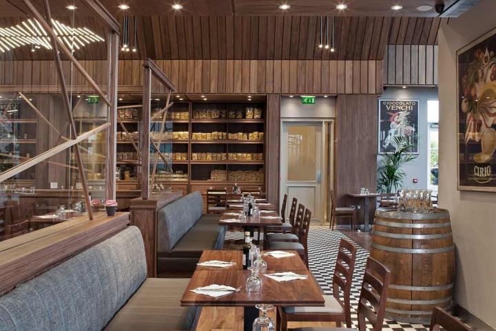 Dunne Crescenzi Italian Restaurant By Ghinlon Kildare Ireland