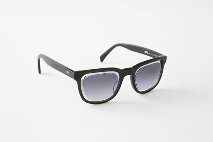 Sunglasses In Spanish  eclipse sunglasses by nendo and camper retail design blog