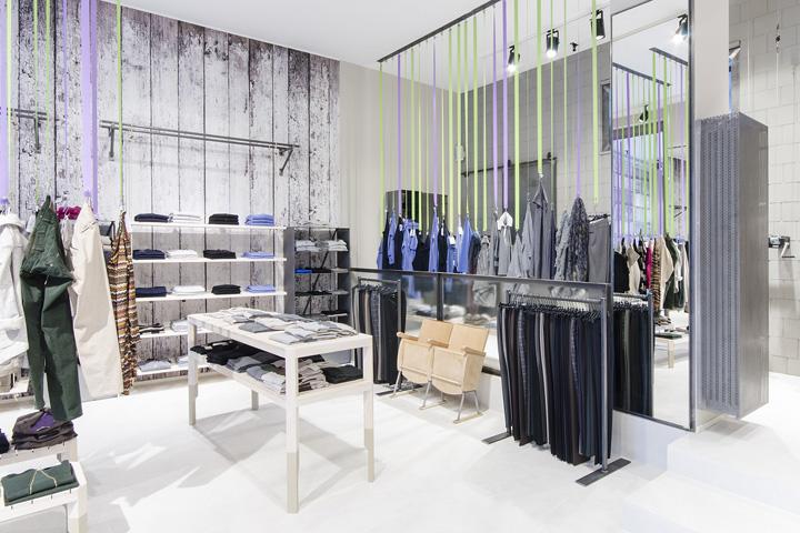 Fashion store by studio isacco brioschi bergamo italy retail design blog - Interior design bergamo ...