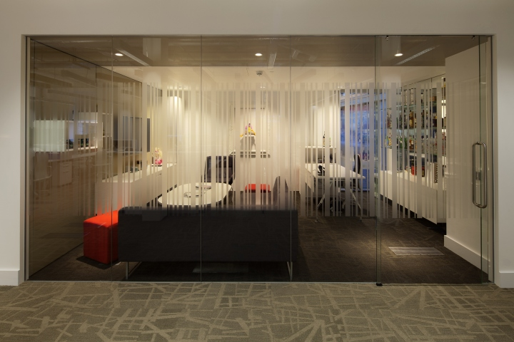 Jones Knowles Ritchie Offices By Redjacket London