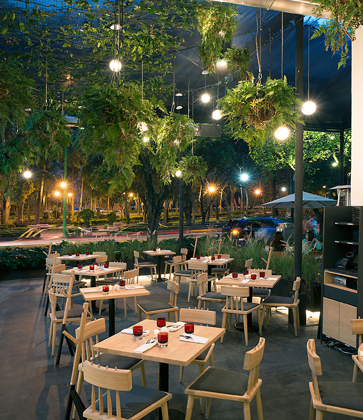 187 La Nonna Cucina Bar By Esrawe Studio Mexico City