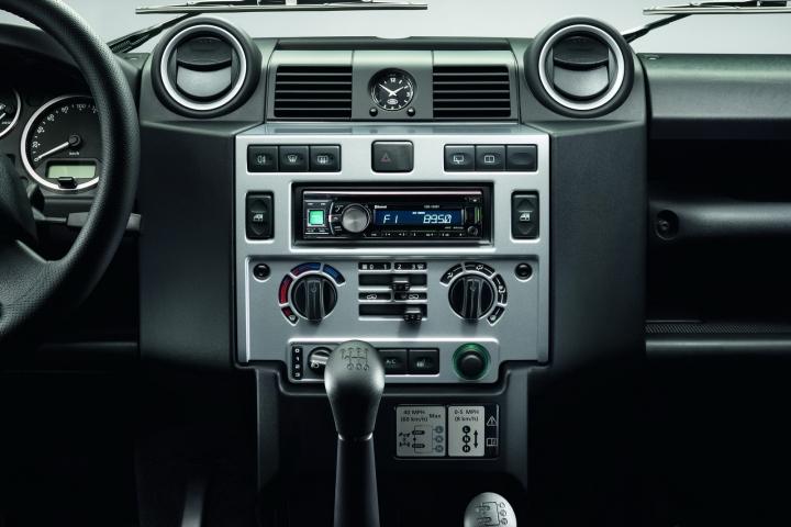 Land Rover Defender Light Bar Land-rover-defender-black