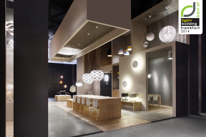 Light building frankfurt u b lux by david abad