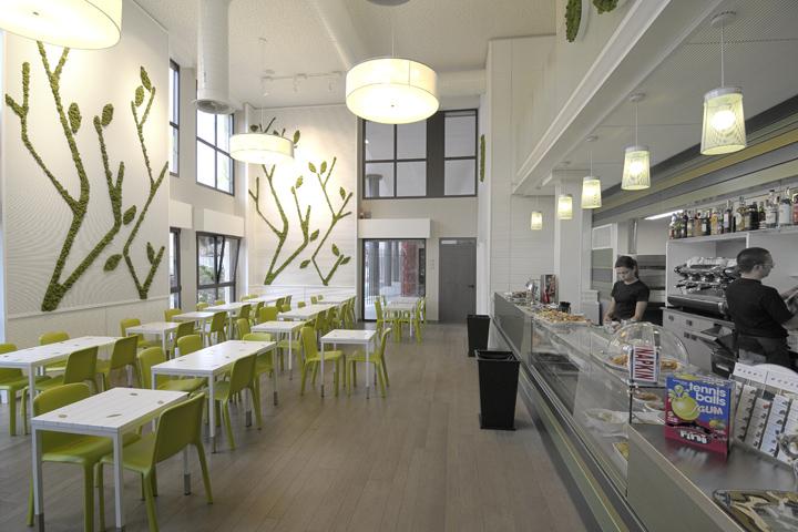 Café retail design