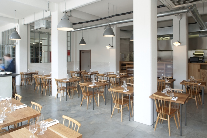 187 Lyle S Restaurant By B3 Designers London Uk