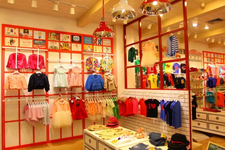 moejoe boys   girls store by kyra interior  jakarta