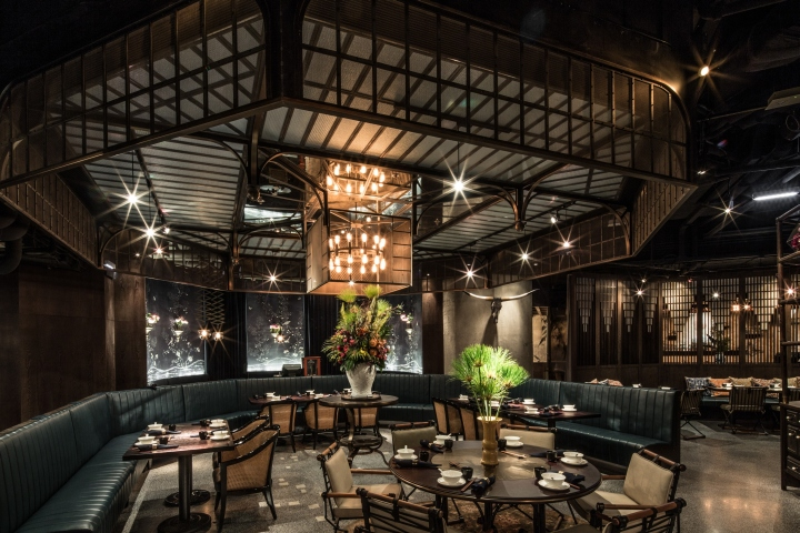 Mott restaurant by joyce wang hong kong