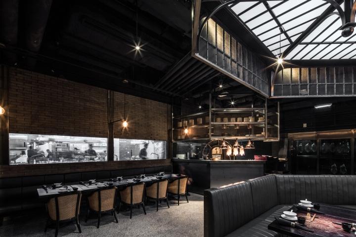Mott restaurant by joyce wang hong kong
