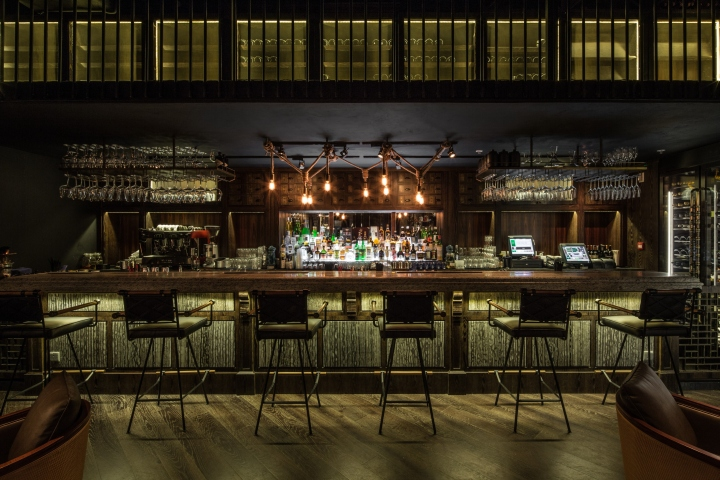 Mott restaurant by joyce wang hong kong retail