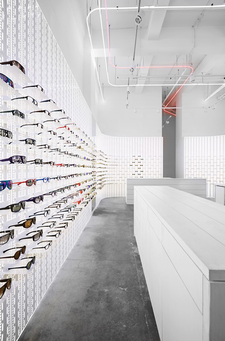 Glasses Frames New York City : EYEWEAR STORES! Mykita eyewear shop, New York City ...