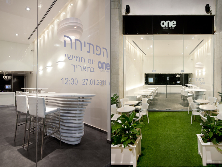 One sushi bar by Dana Shaked Ashdod Israel 11 One sushi bar by Dana Shaked, Ashdod   Israel