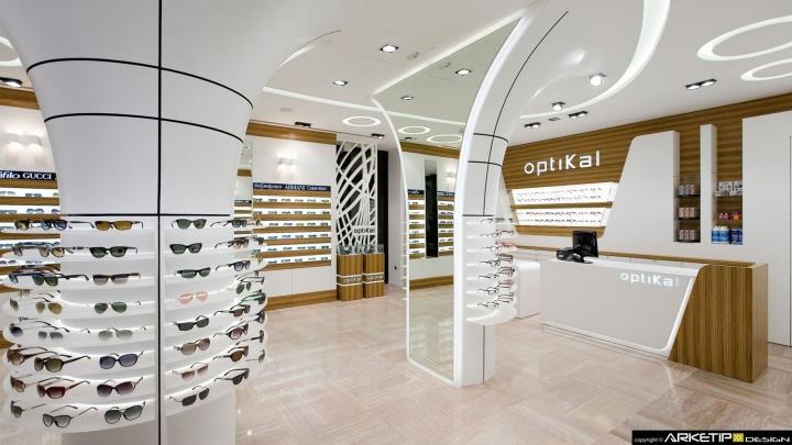 » Optical shop by Arketipo Design Rovigo Italy 04 652abde636