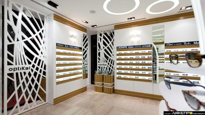 Ceiling Glasses