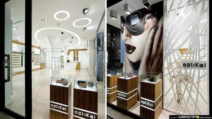 EYEWEAR STORES! Optical Shop By Arketipo Design, Rovigo