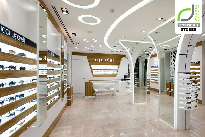 Optical Retail Design Blog