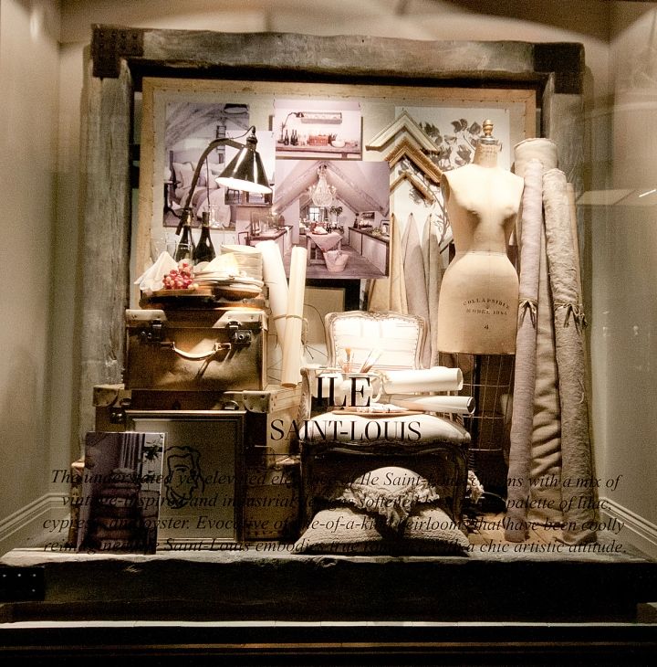187 Ralph Lauren Windows 2014 Spring London