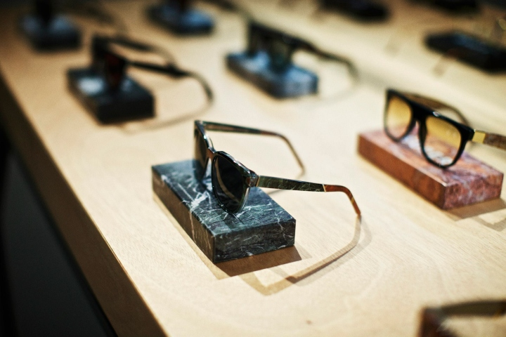 Glasses Frames New York City : EYEWEAR STORES! Retrosuperfuture eyewear store, New York ...