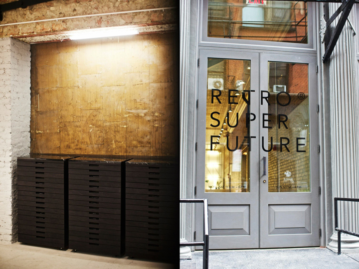 Retrosuperfuture eyewear store new york city 10 retail for Store fenetre new york