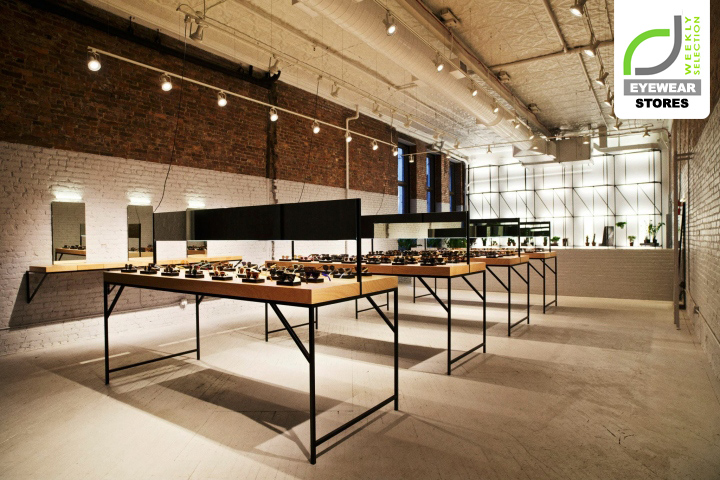 eyewear 187 retail design