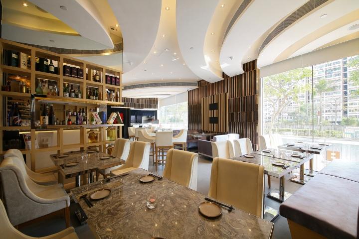 187 Tamashii Japanese Robatayaki Restaurant By Mas Studio