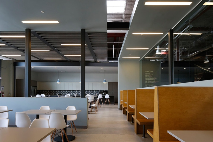 Team One USA Office By Shubin Donaldson Los Angeles