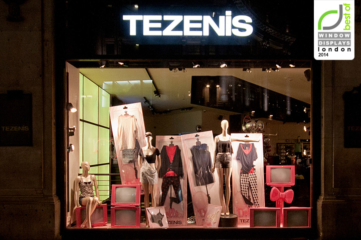 187 Tezenis Windows 2014 Spring London