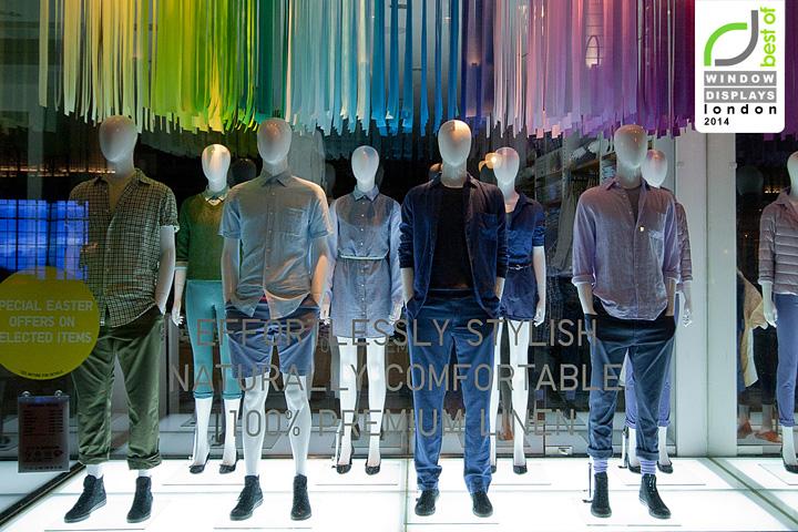 Uniqlo 187 Retail Design Blog