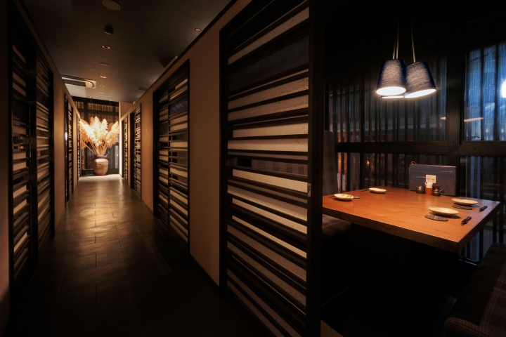 YOICHI Restaurant By Design Studio CROW Mie Japan Retail