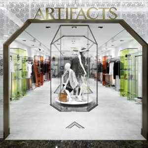 ARTIFACTS store at Breeze Center by MW Design ead653369464c