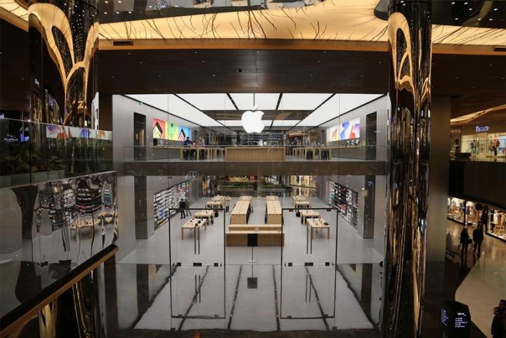 apple butik mall of scandinavia