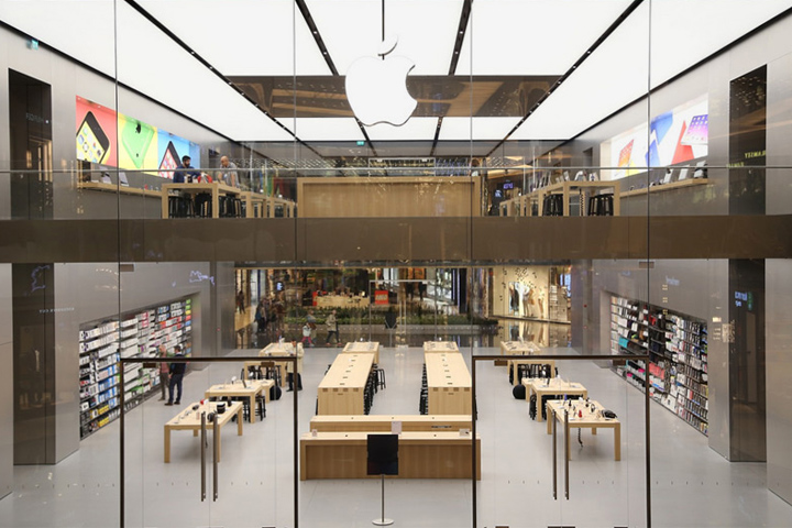 Apple store by Foster + Partners, Istanbul – Turkey » Retail ...