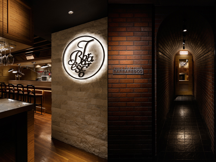 BARBARESCO主题餐厅设计