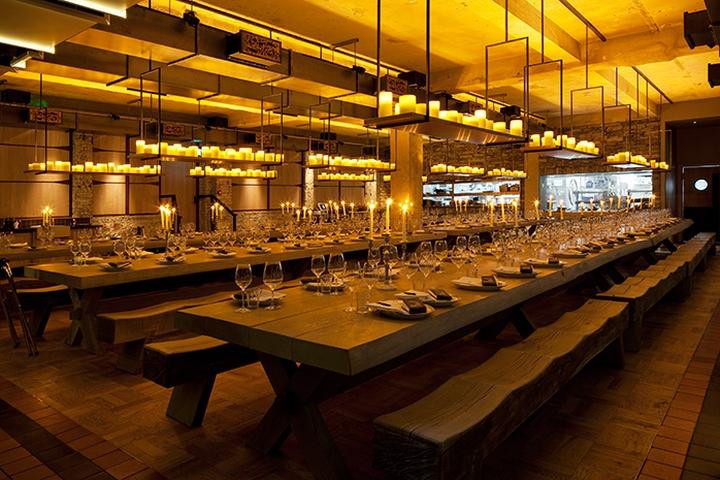187 Beast Restaurant By Designlsm London Uk