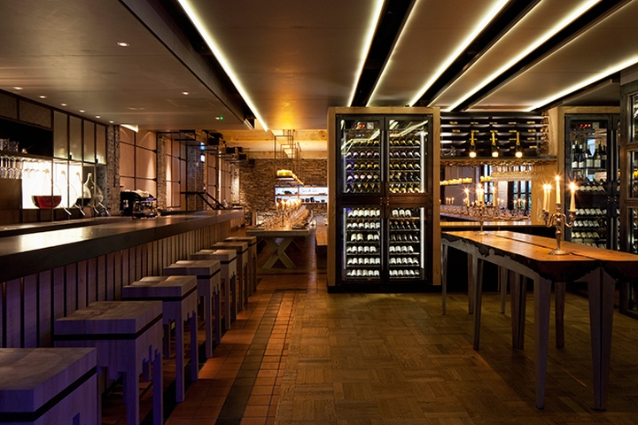 Design By: » Beast Restaurant By DesignLSM, London