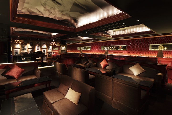 Club Libret By Cocoon Design Office Osaka Japan
