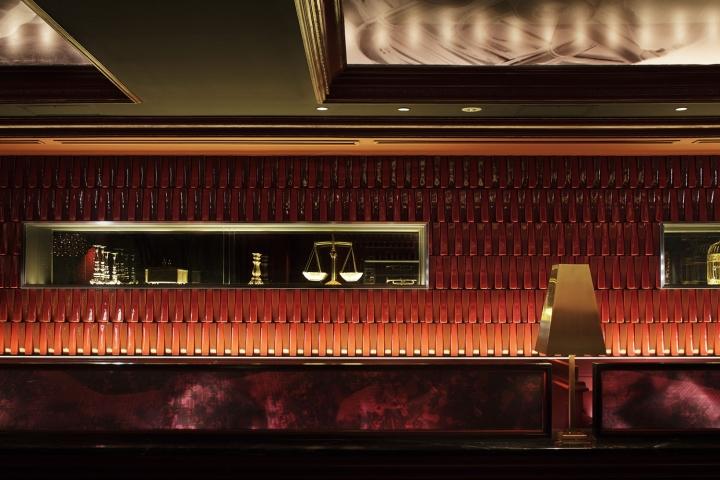 Club libret by cocoon design office osaka japan for Design hotel osaka