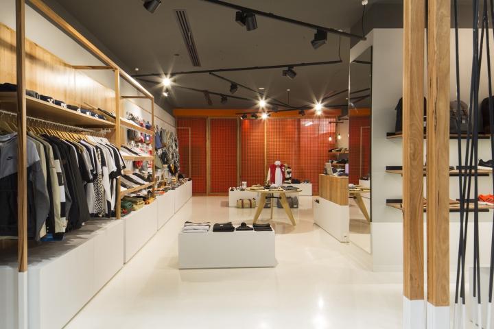 Capsule store by prospace design studios melbourne for Melbourne design studios